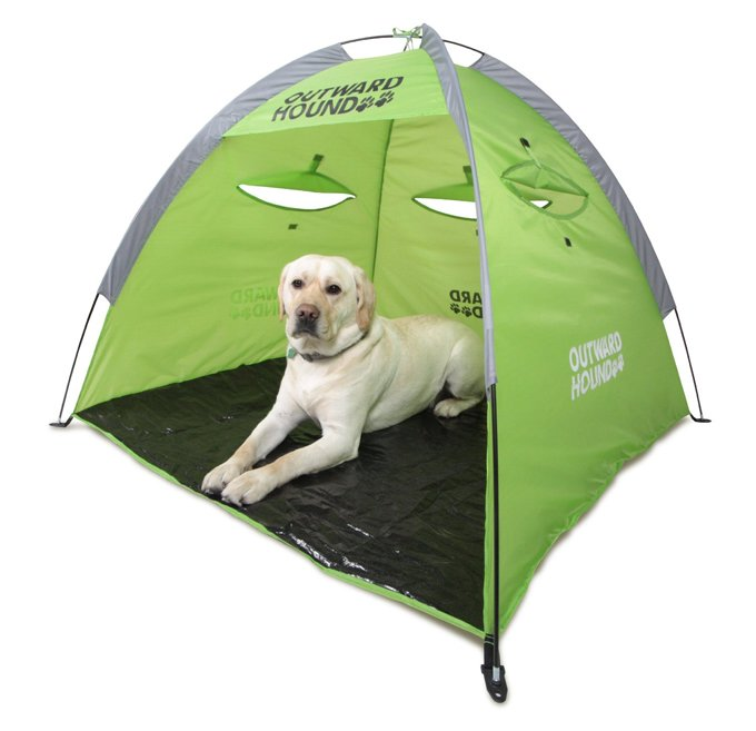 (Photo Credit Amazon)  sc 1 st  Dogtime & Outward Hound Pet Tent and Shade Shelter - Dogtime