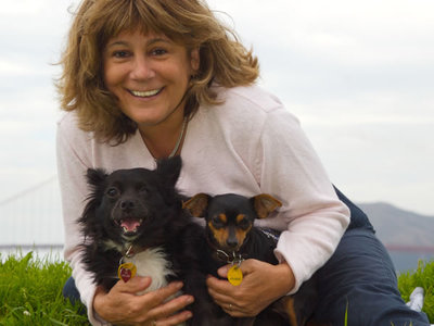 Corinne and Munchie & Muttley from San Francisco