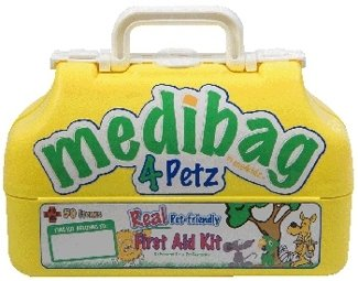 Product Review: Medibag4Petz: Pet First Aid