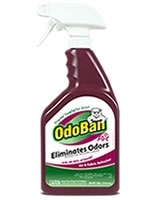 OdoBan air and fabric