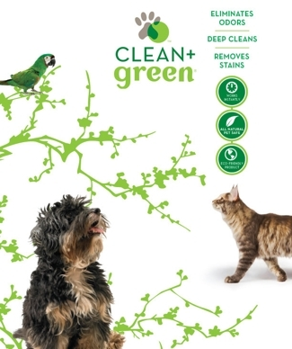 Product Review: CLEAN+GREEN by SeaYu The Only Eco-Friendly Aerosol Pet Cleaning Product