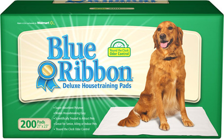 Blue Ribbon Housetraining Pads