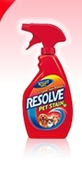RESOLVE® Pet Stain Cleaner