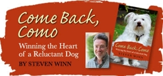 """Come Back, Como: Winning the Heart of a Reluctant Dog,"" a Must Read"