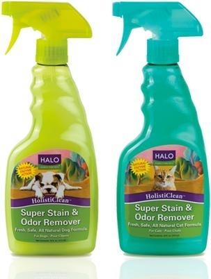 Halo Super Stain & Odor Remover