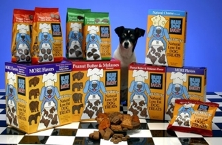 Blue Dog Bakery All Natural Treats