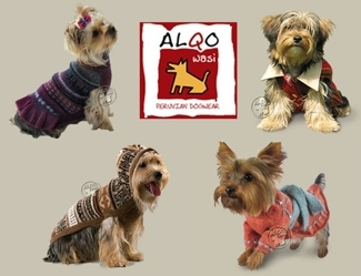 ALQO WASI Peruvian Dogwear Handmade in the Andes