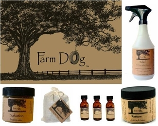 Farm Dog's Salvation Healing Salve & Natural Dog Wellness Products