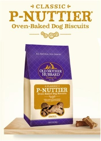Old Mother Hubbard's Classic P-Nuttier Dog Treats