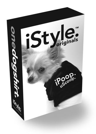 iStyle Originals Doggiewear with a message!