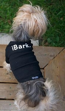 iStyle iBark t-shirt
