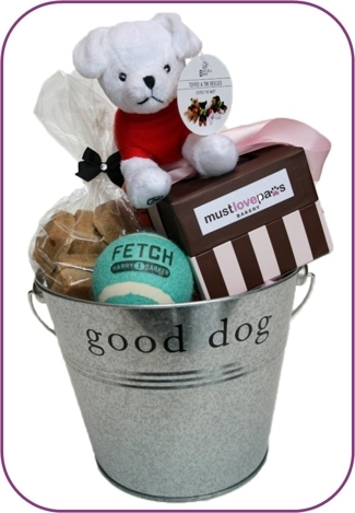 Must Love Paws Bakery - Gift Baskets