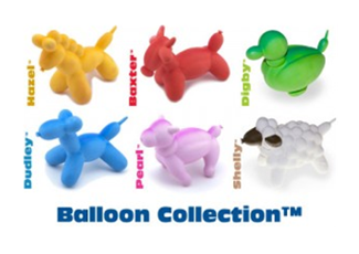 Charming Pet Balloon Collection