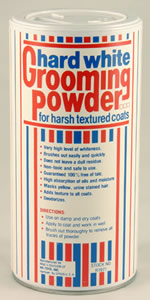 Grooming Powder