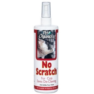 No Scratch Spray by Pet Organics