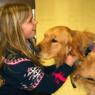 "Chicago ""comfort dogs"" sent to school shooting area"