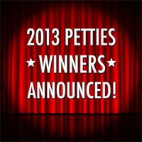 Petties 2013: We have our winners!