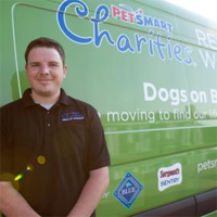 PetSmart Charities Rescue Waggin' program proves no distance is too far for love