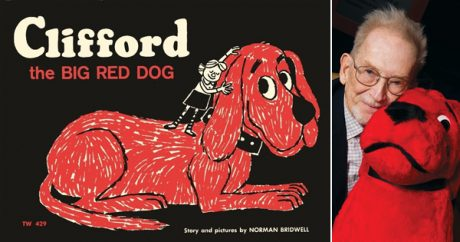 "Norman Bridwell, author of ""Clifford The Big Red Dog,"" dies"