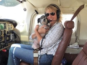 Pilots-n-Paws: Rescuing A Senior Dog: The Story Of Pops