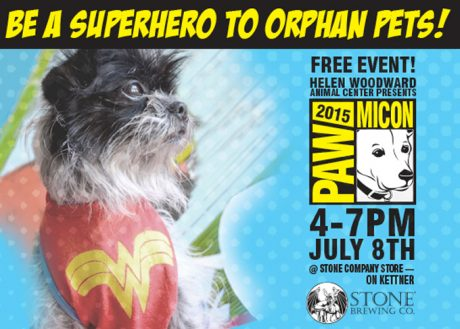 PAWMICON: Comic-Con San Diego Gets One-Upped By Pups & Kitties In PAWSplay