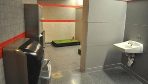 Bathroom For Service Dogs Opens In Chicago Airport