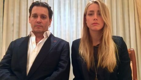The Internet Rips Apart Johnny Depp And Amber Heard's Australian Biosecurity PSA