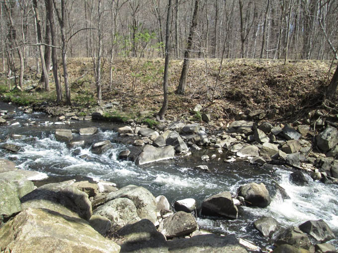 Pennsylvania's PennyPack Creek.
