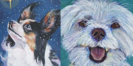 Amazing Outsider Dog Art [PICTURE GALLERY]