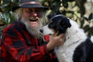 "Mountain Man Eustace Conway Says ""Get In Touch With Your Dog's Food"""