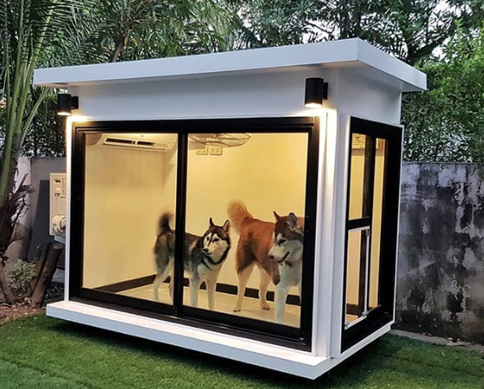 30 Most Amazing Dog Houses  Pictures